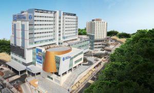 Клиника Св. Марии при университете «Квандонг»